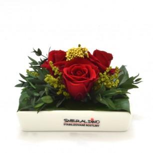 Smeraldino E Zina   (Piros),