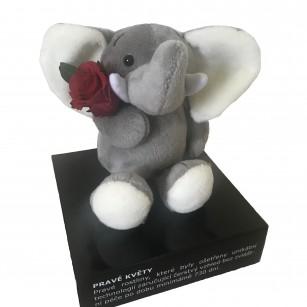 Smeraldino M Elefánt (több színben),
